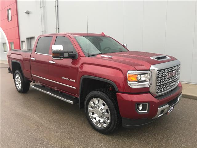 2019 GMC Sierra 2500HD Denali (Stk: BB0428) in Stratford - Image 1 of 18