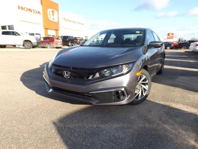 2020 Honda Civic EX (Stk: 20045) in Pembroke - Image 1 of 27
