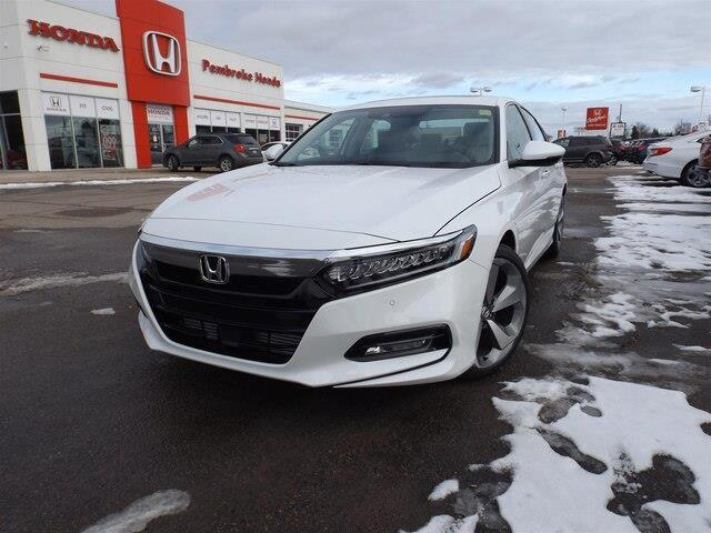 2020 Honda Accord Touring 1.5T (Stk: 20005) in Pembroke - Image 1 of 30