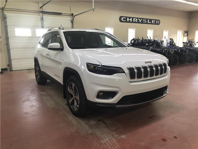 2020 Jeep Cherokee Limited (Stk: T20-29) in Nipawin - Image 1 of 22