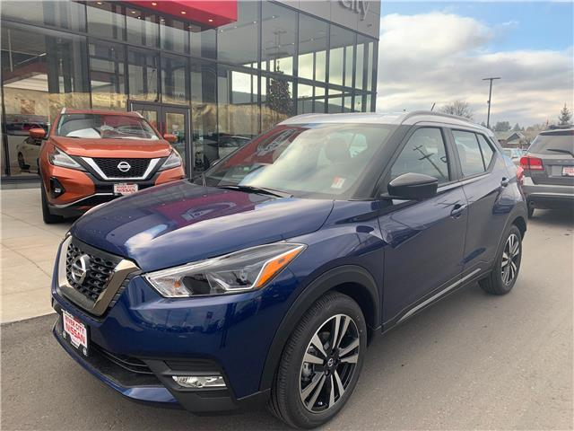 2019 Nissan Kicks SR (Stk: T19327) in Kamloops - Image 1 of 24