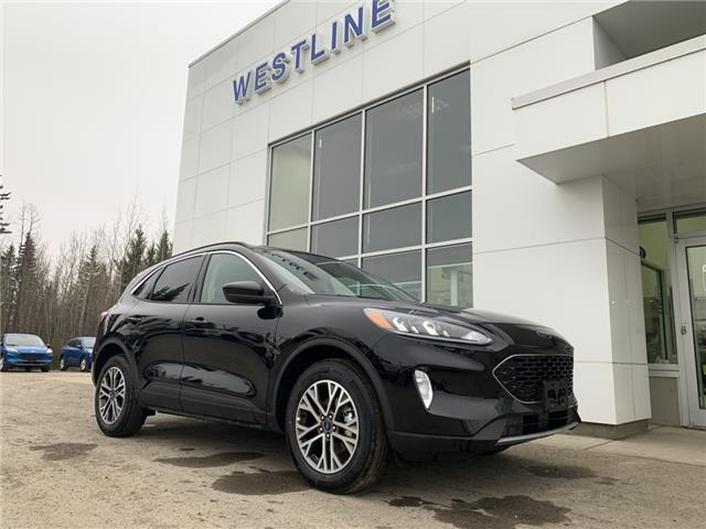 2020 Ford Escape SEL (Stk: 4239) in Vanderhoof - Image 1 of 22