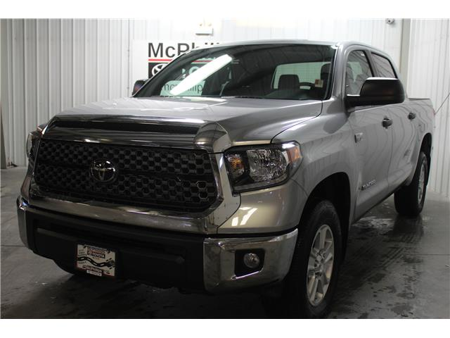 2020 Toyota Tundra Base (Stk: X892710) in Winnipeg - Image 1 of 19