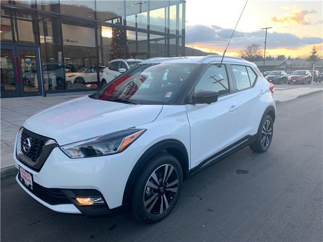 2019 Nissan Kicks SR (Stk: T19318) in Kamloops - Image 1 of 24