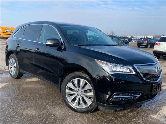 2016 Acura MDX Navigation Package (Stk: 5FRYD4) in Kitchener - Image 1 of 1