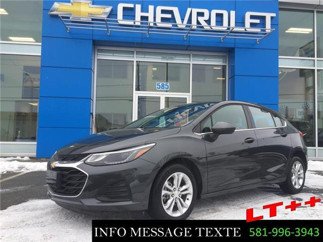 2019 Chevrolet Cruze LT (Stk: X8123) in Ste-Marie - Image 1 of 29