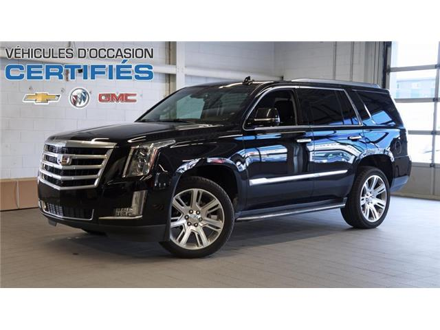 2018 Cadillac Escalade Luxury (Stk: K0965A) in Trois-Rivières - Image 1 of 27
