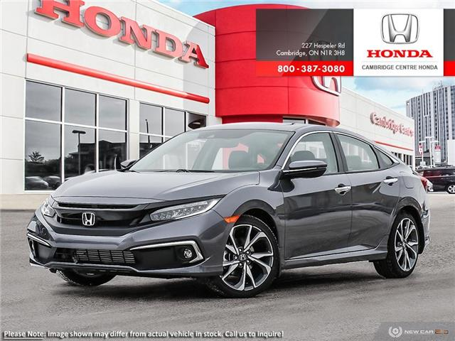 2020 Honda Civic Touring (Stk: 20517) in Cambridge - Image 1 of 24