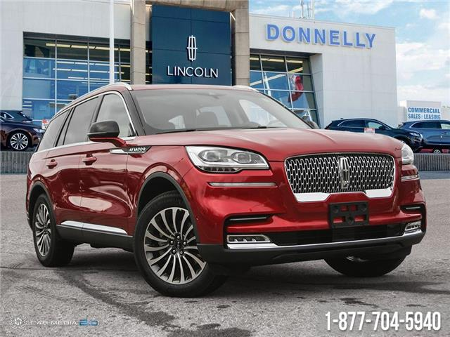 2020 Lincoln Aviator Reserve (Stk: DT49) in Ottawa - Image 1 of 27