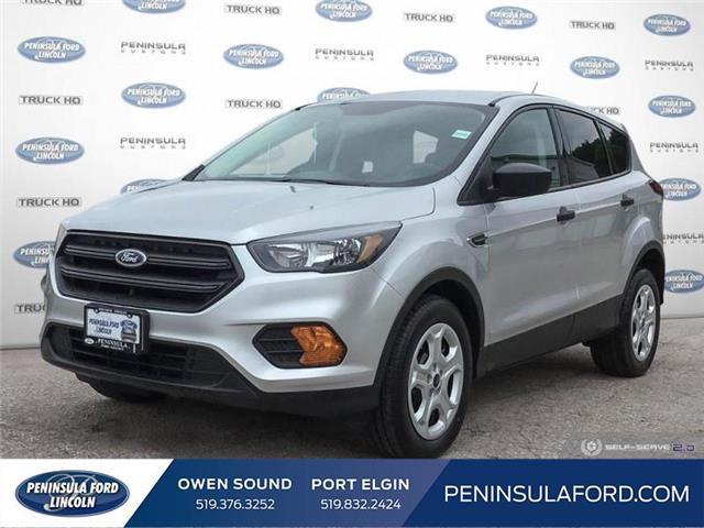 2019 Ford Escape S (Stk: 19ES84) in Owen Sound - Image 1 of 24