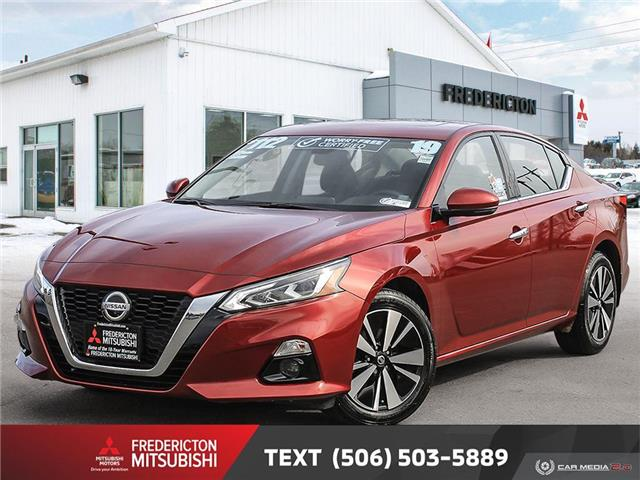 2019 Nissan Altima 2.5 SV 1N4BL4DW8KN306655 190051A in Fredericton