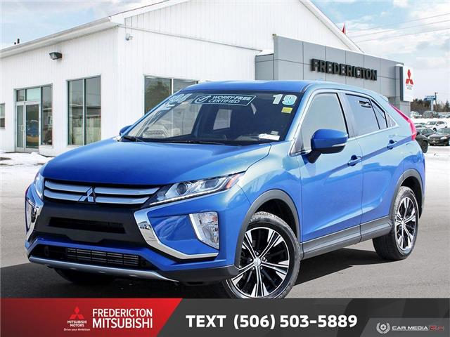 2019 Mitsubishi Eclipse Cross ES (Stk: 190996A) in Fredericton - Image 1 of 24