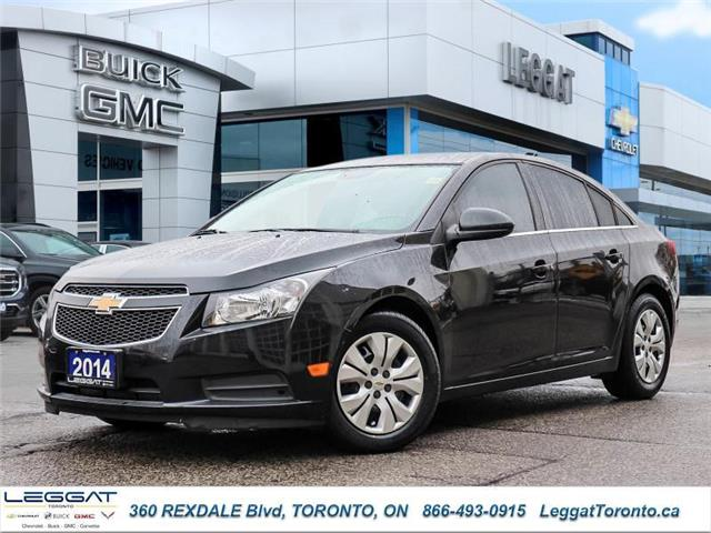 2014 Chevrolet Cruze 1LT (Stk: 241996A) in Etobicoke - Image 1 of 24