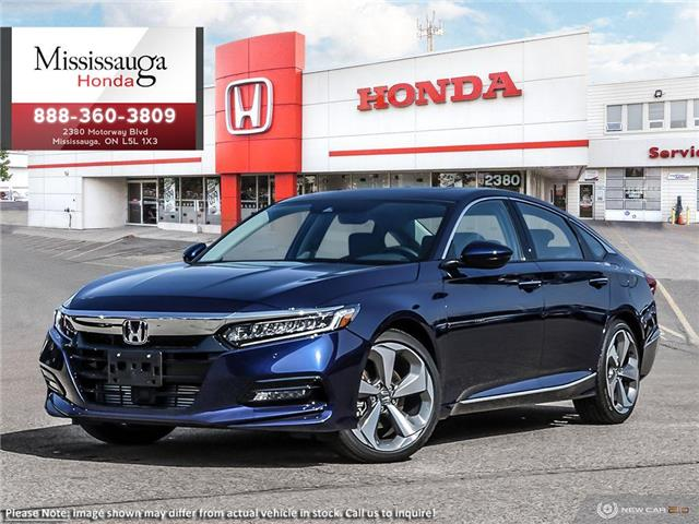 2020 Honda Accord Touring 1.5T (Stk: 327393) in Mississauga - Image 1 of 23