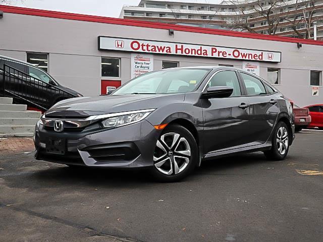 2018 Honda Civic LX (Stk: H8035-0) in Ottawa - Image 1 of 26