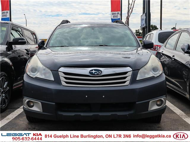 2011 Subaru Outback 2.5 i Limited Package (Stk: W0200) in Burlington - Image 1 of 1