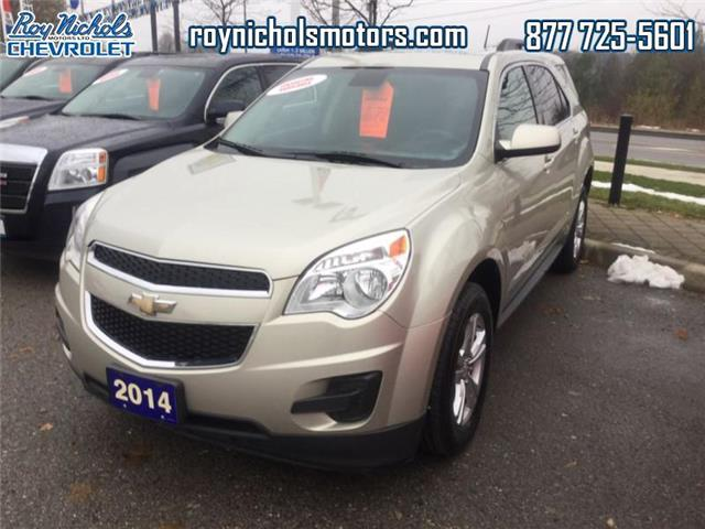 2014 Chevrolet Equinox 1LT (Stk: V861A) in Courtice - Image 1 of 12