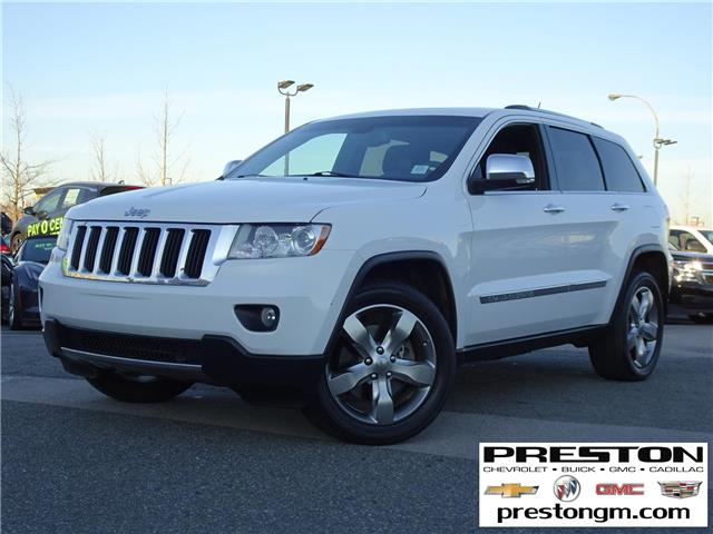 2013 Jeep Grand Cherokee Limited (Stk: X28611) in Langley City - Image 1 of 28