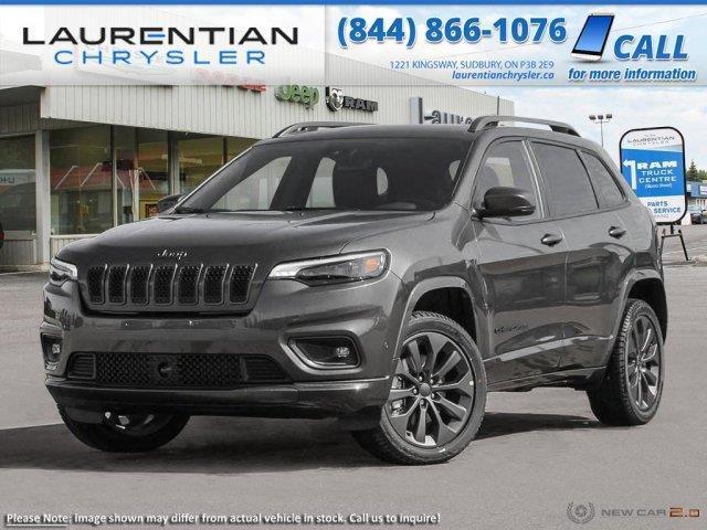 2020 Jeep Cherokee Limited (Stk: 20137) in Sudbury - Image 1 of 21