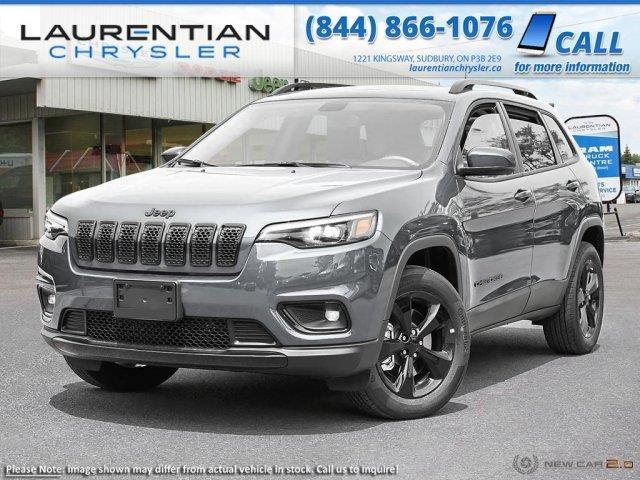 2019 Jeep Cherokee North (Stk: 19266D) in Sudbury - Image 1 of 23