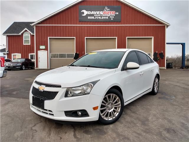 2013 Chevrolet Cruze ECO (Stk: 14) in Dunnville - Image 1 of 24