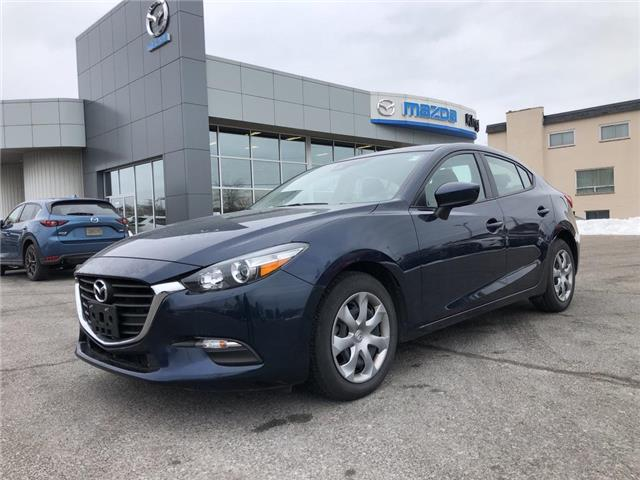 2018 Mazda Mazda3 GX (Stk: 19P079) in Kingston - Image 1 of 14