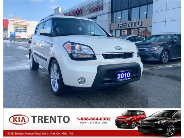 2010 Kia Soul  (Stk: 8012A) in North York - Image 1 of 19