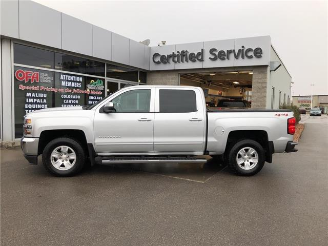 2018 Chevrolet Silverado 1500  (Stk: K232B) in Blenheim - Image 1 of 17