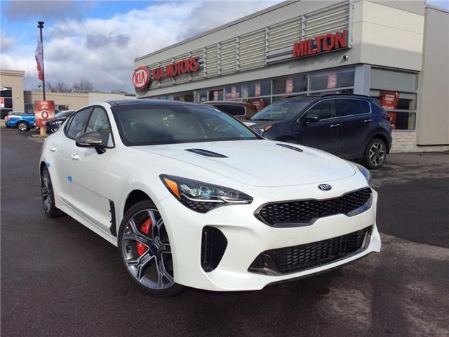 2019 Kia Stinger GT (Stk: 066922) in Milton - Image 1 of 22