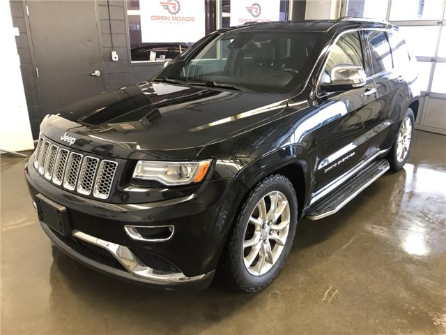 2015 Jeep Grand Cherokee Summit (Stk: 19154) in North Bay - Image 1 of 13