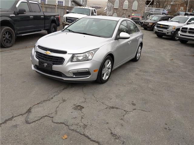 2015 Chevrolet Cruze DIESEL (Stk: ) in Dartmouth - Image 1 of 18