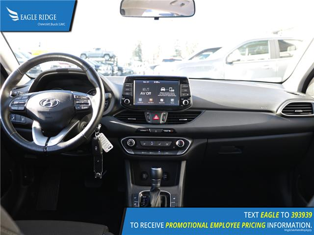 Hyundai Elantra gt Preferred Vehicle Details Image