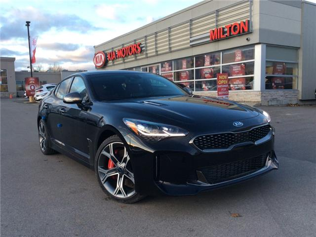 2020 Kia Stinger GT Limited w/Red Interior (Stk: 071570) in Milton - Image 1 of 21