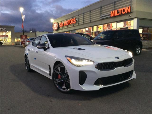 2020 Kia Stinger GT Limited w/Red Interior (Stk: 074793) in Milton - Image 1 of 20
