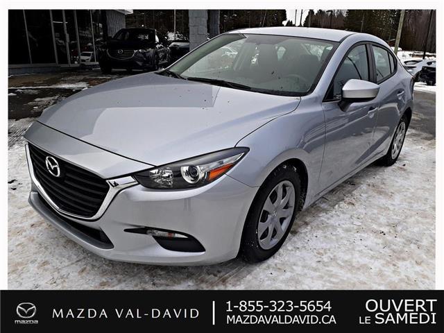 2017 Mazda Mazda3  (Stk: 17037) in Val-David - Image 1 of 21