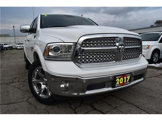 2017 RAM 1500 Laramie (Stk: 86320) in St. Thomas - Image 1 of 30