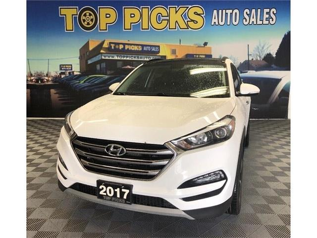 2017 Hyundai Tucson SE (Stk: 265017) in NORTH BAY - Image 1 of 29