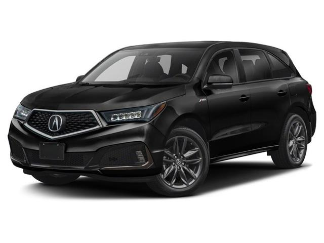 2020 Acura MDX A-Spec (Stk: 20MD2229) in Red Deer - Image 1 of 9