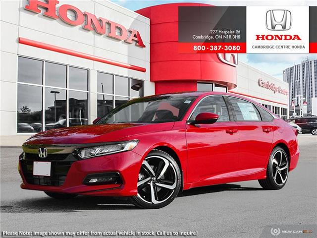 2020 Honda Accord Sport 1.5T (Stk: 20528) in Cambridge - Image 1 of 24