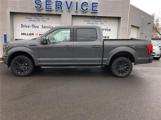 2020 Ford F-150 Lariat (Stk: 20020) in Cornwall - Image 2 of 11