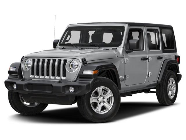 2020 Jeep Wrangler Unlimited Sport (Stk: L202899) in Surrey - Image 1 of 9