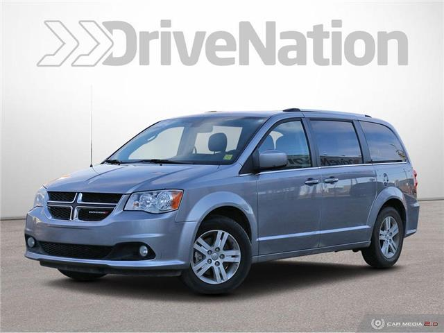 2018 Dodge Grand Caravan Crew (Stk: F605) in Saskatoon - Image 1 of 26