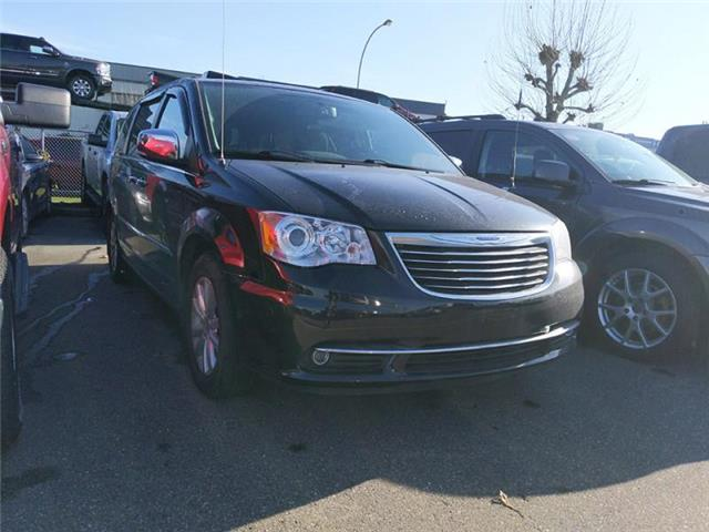 2016 Chrysler Town & Country Limited (Stk: L100918A) in Surrey - Image 1 of 1