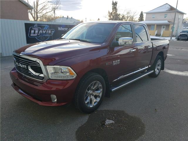 2016 RAM 1500 Longhorn 1C6RR7PM2GS390250 16251 in Fort Macleod