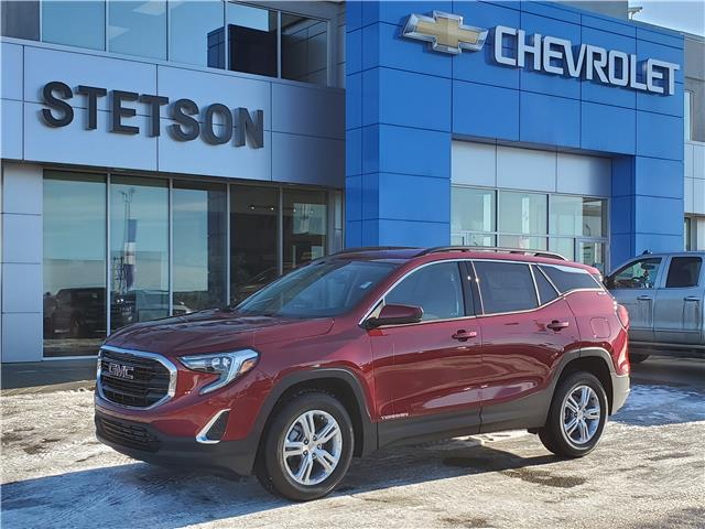2020 GMC Terrain SLE (Stk: 20-077) in Drayton Valley - Image 1 of 7