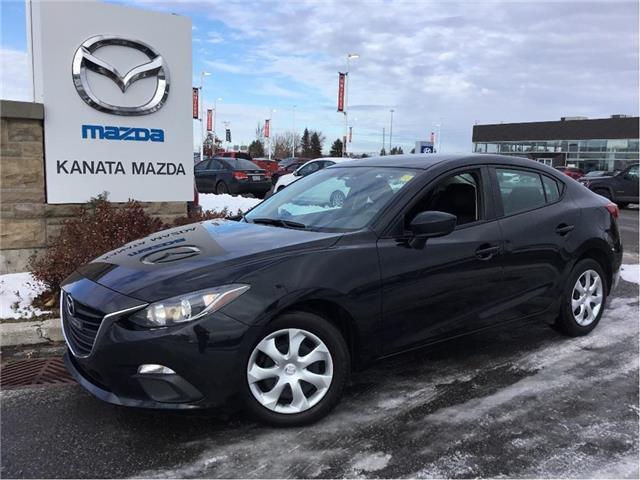 2016 Mazda Mazda3 GX (Stk: m918) in Ottawa - Image 1 of 20