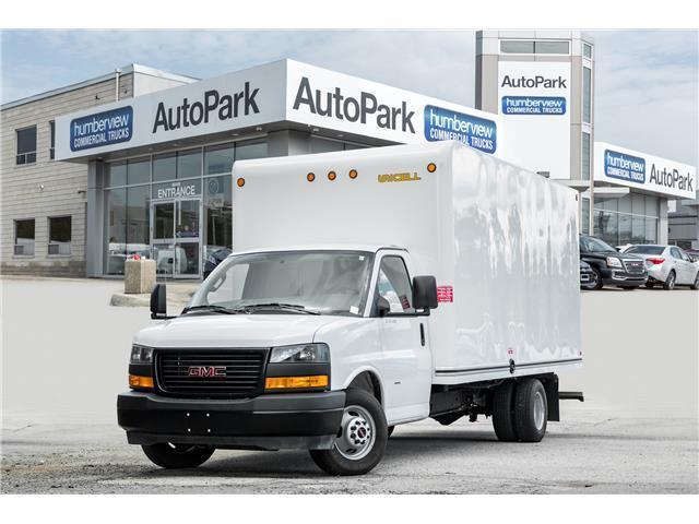 2019 GMC Savana Cutaway Work Van (Stk: CTDR3877) in Mississauga - Image 1 of 1