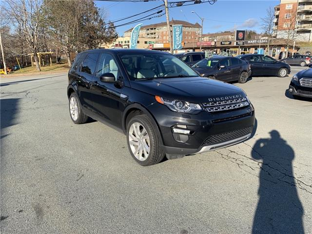 2016 Land Rover Discovery Sport HSE (Stk: -) in Lower Sackville - Image 1 of 25