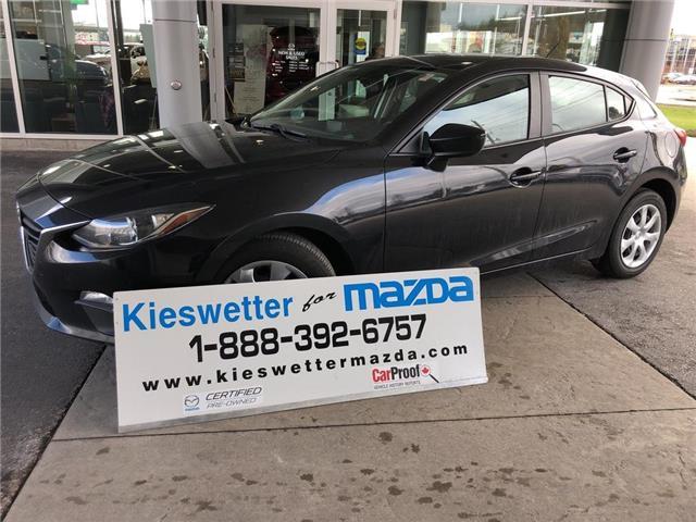 2016 Mazda Mazda3 Sport GX (Stk: U3920) in Kitchener - Image 1 of 28