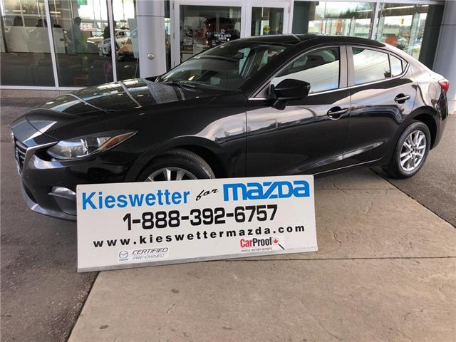 2016 Mazda Mazda3 GS (Stk: U3925) in Kitchener - Image 1 of 30
